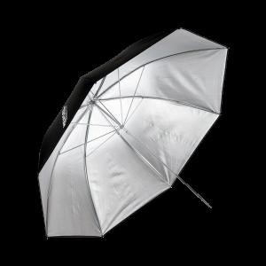 Parapluie Ø 105 cm Argenté