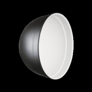 """Réflecteur 9"""" S, Intérieur Blanc"""