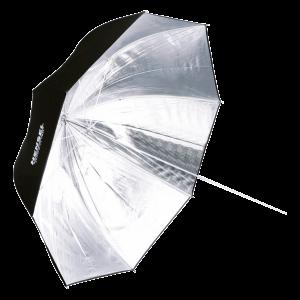 Parapluie Master PXL, Argenté