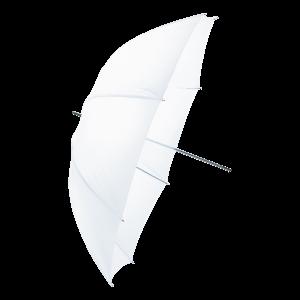 Parapluie Ø 105 Translucide Blanc