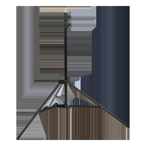 Bac sur pied simple pied de table pliant rochelle blanc with bac sur pied great cliquer pour - Bac acier transparent ...